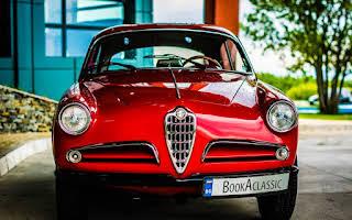 Alfa Romeo Giulietta Sprint Rent Северен централен