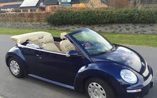 Volkswagen New Beetle Cabrio Rent София